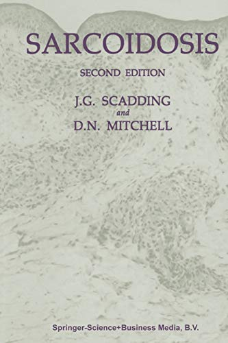 Sarcoidosis By J. G. Scadding