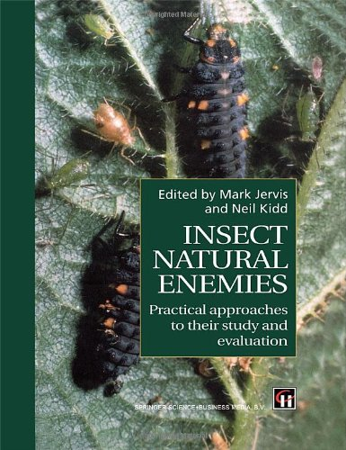 Insect Natural Enemies By Mark Jervis