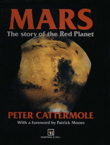 Mars By Peter Cattermole