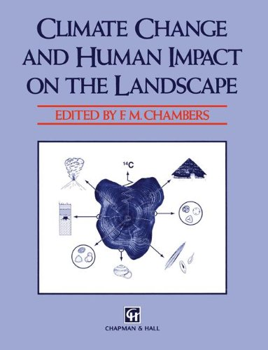 Climate Change and Human Impact on the Landscape Hardback