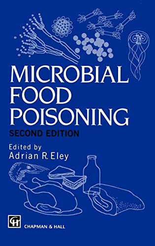 Microbial Food Poisoning By Adrian Eley