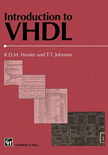 Introduction to VHDL By R.D. Hunter