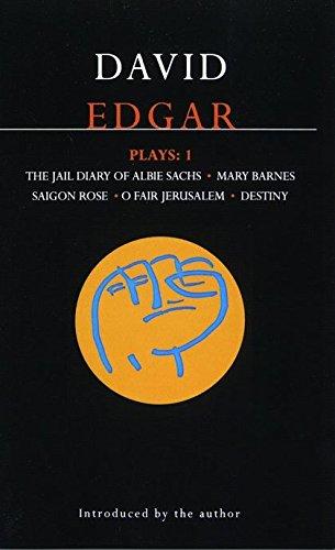 Edgar Plays By David Edgar
