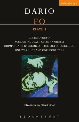 Plays 1 By Dario Fo