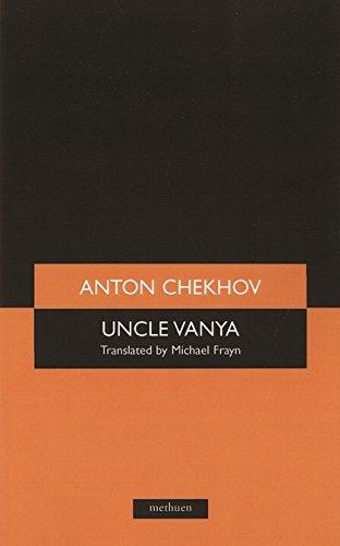 Uncle Vanya By Anton Chekhov