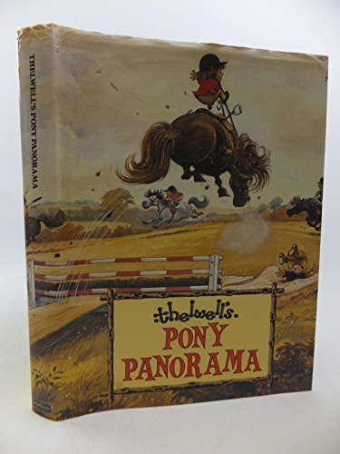 Thelwell's Pony Panorama By Thelwell
