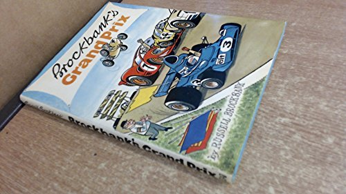 Grand Prix By Russell Brockbank
