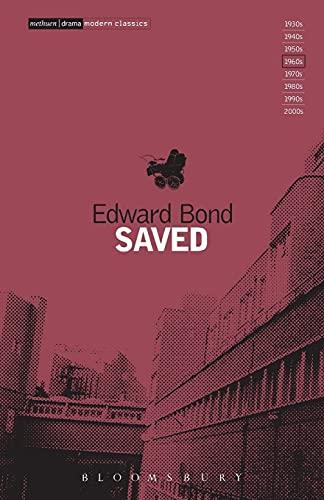 Saved By Edward Bond