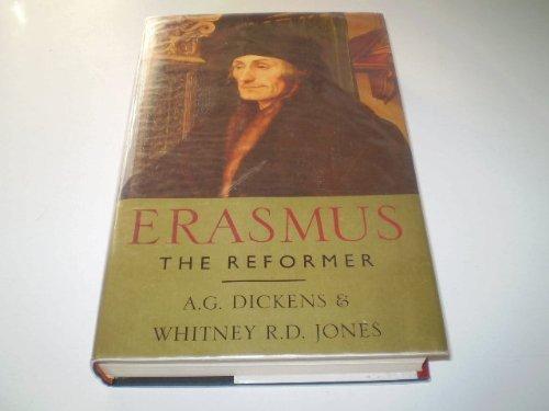 Erasmus By A.G. Dickens