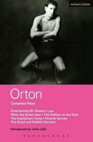 Orton Complete Plays By Joe Orton
