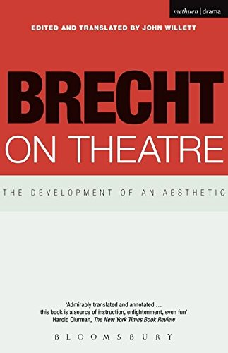 On Theatre by Bertolt Brecht
