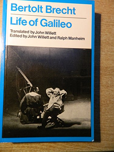Collected Plays: v.5: Life of Galileo: Pt.1 by Bertolt Brecht