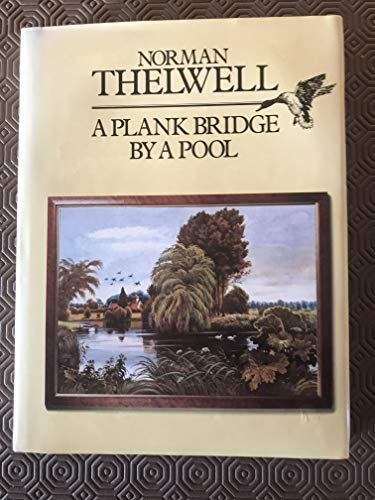 A Plank Bridge by a Pool By Thelwell