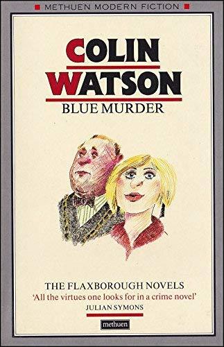Blue Murder By Colin Watson