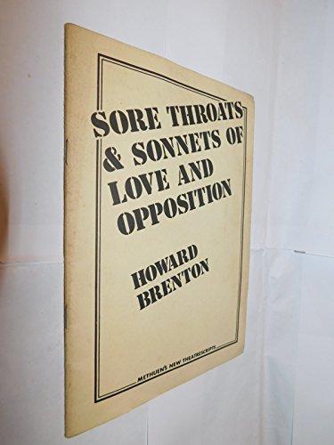 Sore Throats By Howard Brenton
