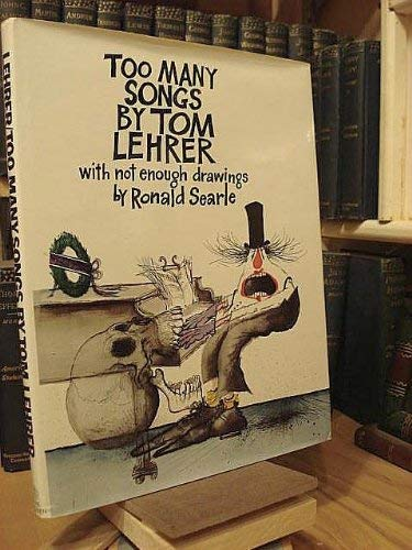 Too Many Songs By Tom Lehrer