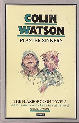 Plaster Sinners By Colin Watson