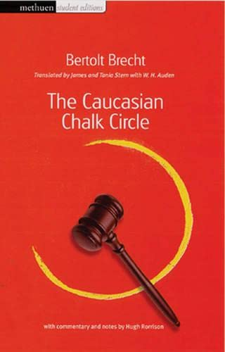 The Caucasian Chalk Circle (Methuen Student Editions) By Bertolt Brecht