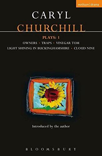 Churchill Plays By Caryl Churchill