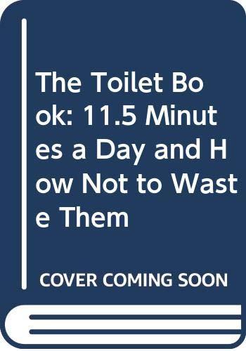 The Toilet Book By Bill Oddie