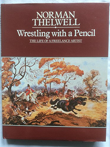 Wrestling with a Pencil By Thelwell
