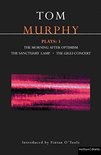 Murphy Plays By Tom Murphy