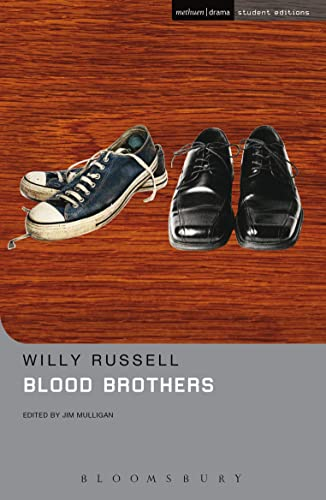 Blood Brothers - A Musical (Methuen Student Editions) By Willy Russell