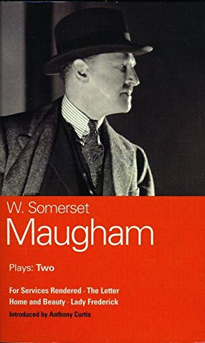 Maugham Plays By W. Somerset Maugham