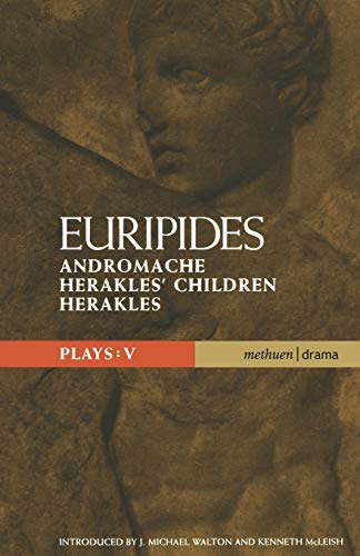 Euripides Plays By Euripides