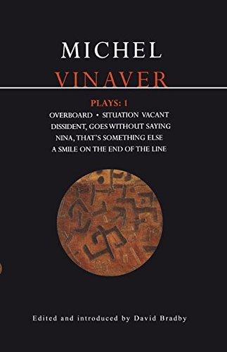 Vinaver Plays By Michel Vinaver