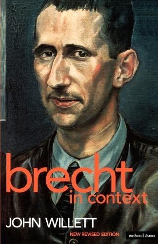 Brecht in Context par John Willett