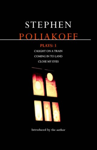 Poliakoff Plays By Stephen Poliakoff