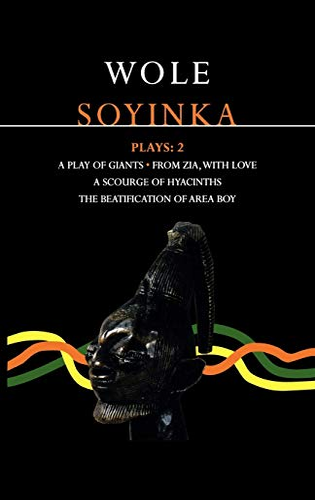 Soyinka Plays By Wole Soyinda