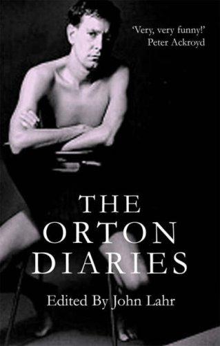 Orton Diaries By Joe Orton
