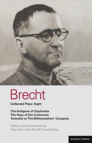 Brecht Plays By Bertolt Brecht