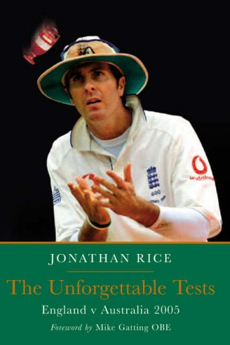 The Unforgettable Tests By Jonathan Rice