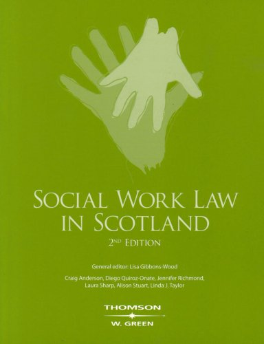 Social Work Law in Scotland By Lisa Gibbons-Wood