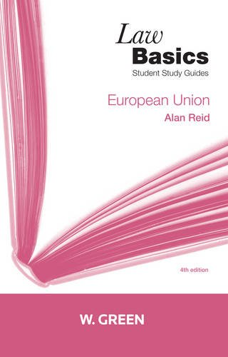 European Union LawBasics By Alan S. Reid