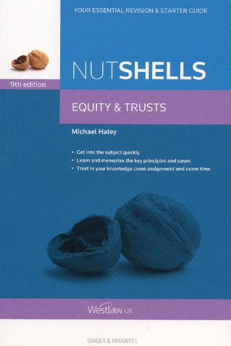 Nutshell Equity & Trusts by Michael Haley
