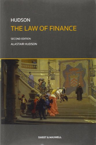 Hudson Law of Finance (Classic Series) By Other Alastair Hudson