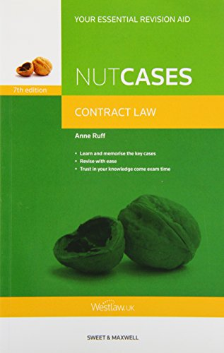 Nutcases Contract Law By Anne Ruff