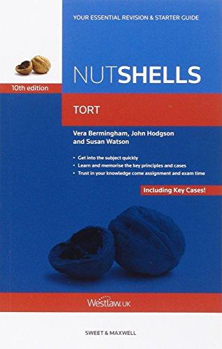 Nutshells Tort By Vera Bermingham