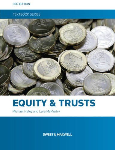 Equity and Trusts By Michael Haley