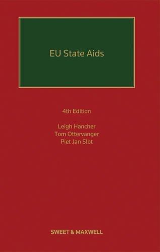 EU State Aids By Leigh Hancher