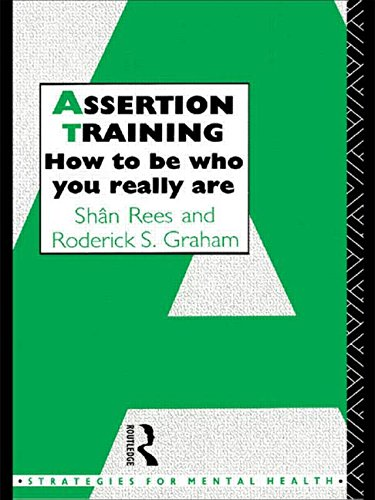 Assertion Training By Shan Rees