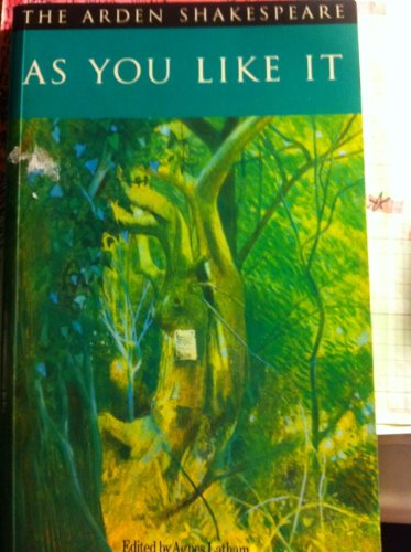 """As You Like it"" (Arden Shakespeare) By William Shakespeare"