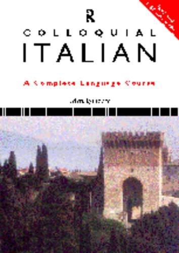 Colloquial Italian By Flavio Andreis
