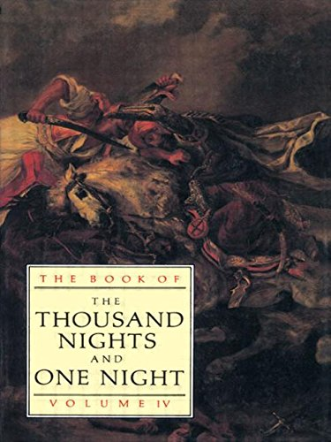 The Book of the Thousand and One Nights By Volume editor J. C. Mardrus