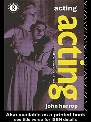 Acting By John Harrop