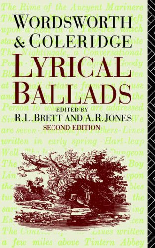 Lyrical Ballads By R. L. Brett